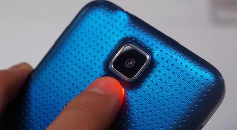 Le nouveau Samsung Galaxy S5 dépassé par iPhone 5S et HTC One M8 | TousGeeks | Scoop.it