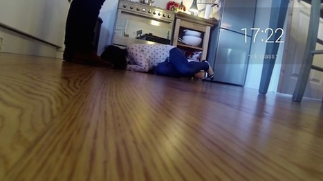 Shocking Domestic Violence PSA Uses the Google Glass POV to Send a Message - PetaPixel | Nouvelles IHM | Scoop.it