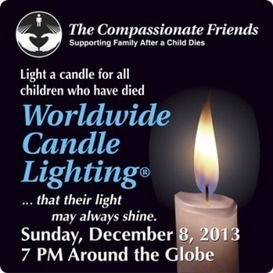 The Compassionate Friends Worldwide Candle Lighting   Spiritual   Scoop.it