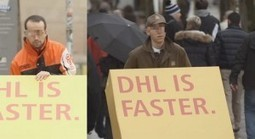 Mind Blowing Marketing - DHL Pranks Competitors To Advertise For Them | sports | Scoop.it