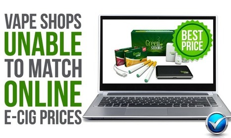 Vape Shops Unable To Match Cheap Online eCig Prices | Topics We Found Useful & Interesting | Scoop.it
