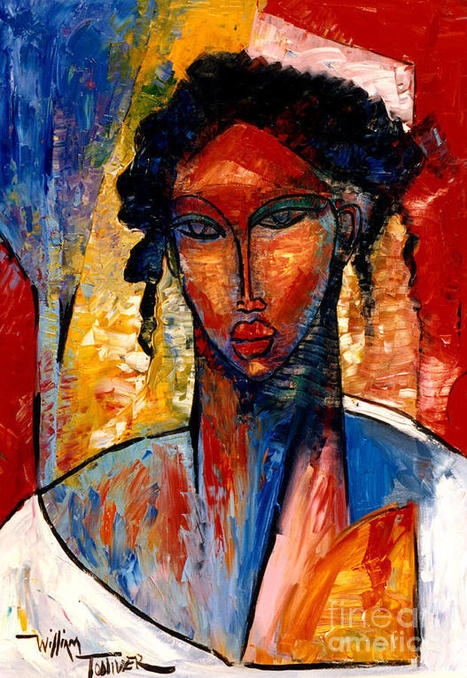 A Nubian Lady by William Tolliver   Nubia; daily life and cultural heritage   Scoop.it