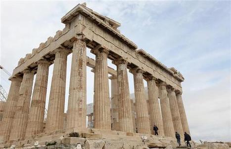Greek antiquities reburied for lack of funds: report | Biblical Studies | Scoop.it