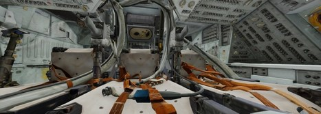 Smithsonian launches online Apollo 11 high-res 3D spacecraft model for moon landing's 47th anniversary | Research_topic | Scoop.it