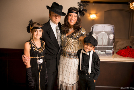 Turning 40 in 1920s Style! | Me Ra Koh Photography Blog | TheGreatGatsby | Scoop.it