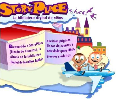 StoryPlace: La biblioteca digital de niños | Recursos útiles para padres para el inicio de la lectoescritura en Educación Infantil | Scoop.it