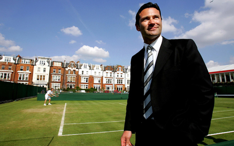 Roger Draper stands down from £640000 role as head of British tennis - Telegraph.co.uk | High Performance | Scoop.it
