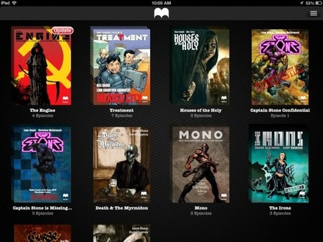 Madefire and DeviantART To Bring New Comic Book Stories To iOS -- AppAdvice | Madefire Comics | Scoop.it