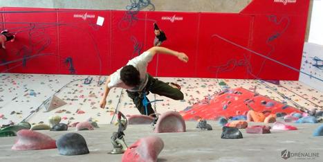 Donne-moi du mou : Apprendre à chuter en escalade | Neige et Granite | Scoop.it