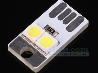 Mini TH USB Lamp Module With Touch Switch For Illumination System - USB Lamp - Arduino, 3D Printing, Robotics, Raspberry Pi, Wearable, LED, development board Black Friday 2016 ICStation   Modules   Scoop.it