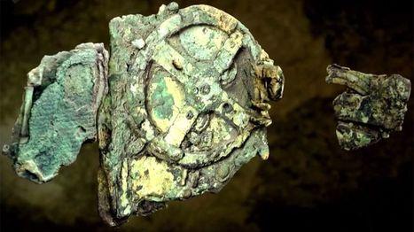 Qué es el mecanismo de Anticitera y por qué es el objeto más misterioso de la historia de tecnología - BBC Mundo | El diario de Alvaretto | Scoop.it
