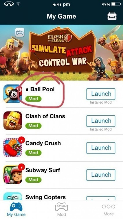 How to get infinite guidelines in 8 ball pool  | Code Germs | CrunchModo | Scoop.it