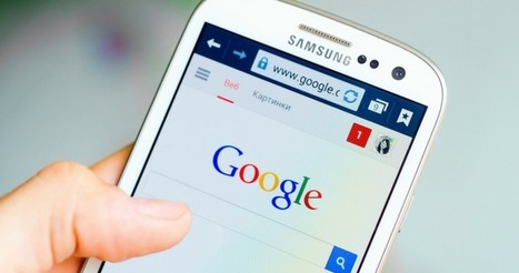 How to Do SEO for a Mobile-First Index | SEO and Social Media Marketing | Scoop.it
