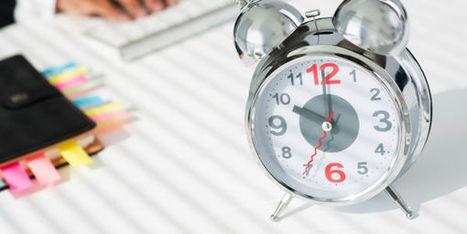 Gestion du temps : comment gagner 8 heures par semaine ? - Terrafemina | Cartographie de la pensée | Scoop.it