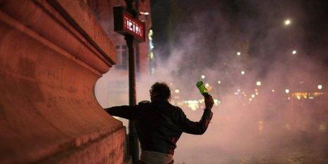 Manifestations contre la loi travail : quel est le vrai visage des casseurs ? | Radiopirate | Scoop.it