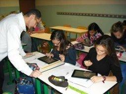 Tablettes numériques en collège - Educavox | Usages pédagogiques des tablettes au collège : applications, ressources et séances | Scoop.it