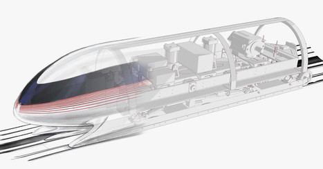 MIT Students Just Won a Competition to Design a Hyperloop Pod | Heron | Scoop.it