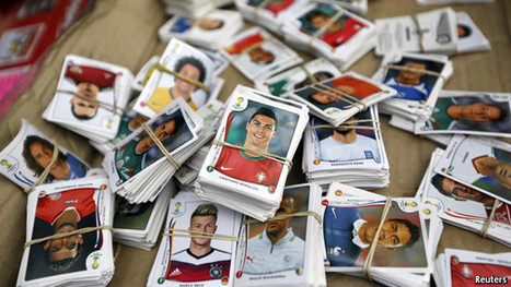 The economics of Panini football stickers | Content Creation, Curation, Management | Scoop.it