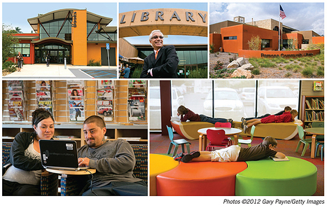 2012 Gale/LJ Library of the Year: San Diego County Library, Empowering the Public | LibraryLinks LiensBiblio | Scoop.it