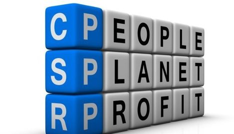3 Reasons You Must Get Serious About Corporate Social Responsibility | Human Resources Management | Scoop.it