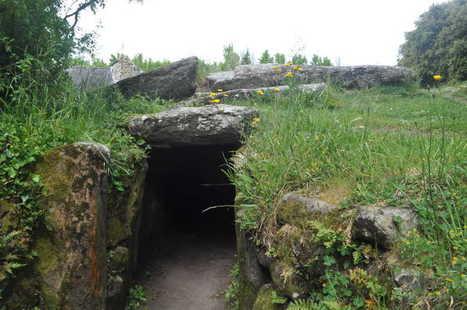 Dolmen du Mané Lud, Locmariaquer, Morbihan | Le mégalithisme en Wallonie | Mégalithismes | Scoop.it