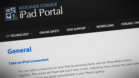 Tony Vincent's Learning in Hand - Blog - Be an iPad Superstar: 8 Collections of iOS 5Tips | Edtech PK-12 | Scoop.it