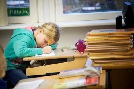 От 2016 година във финландските училища уроците по писане ще бъдат ... - kaldata.com | Таблет-персонален компютър в образованието | Scoop.it