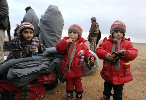 Parched Jordan faces water crisis as Syrian refugees flood in | Sustain Our Earth | Scoop.it