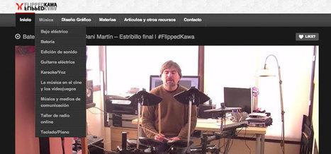 Proyecto FlippedKawa, invirtiendo la clase de música para mejorar la educación | Nuevas tecnologías aplicadas a la educación | Educa con TIC | APRENDIZAJE | Scoop.it