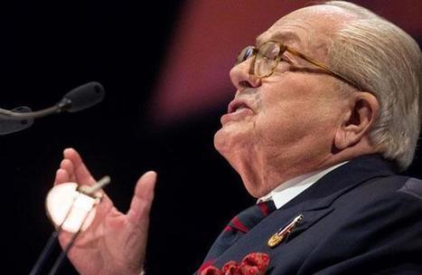 Contre Sarkozy, Jean-Marie Le Pen retombe dans l'outrance | ECONOMIE- | Scoop.it