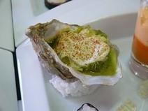 Cuisine Copam – Huîtres et pesto tiède, Beaumes de Venise et nuage de seigle | Accords Mets & Vins - Muscat de Beaumes de Venise | Scoop.it