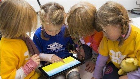 Les deux visages de la tablette numérique   Médium large   ICI Radio-Canada Première   Technologie et éducation   Scoop.it
