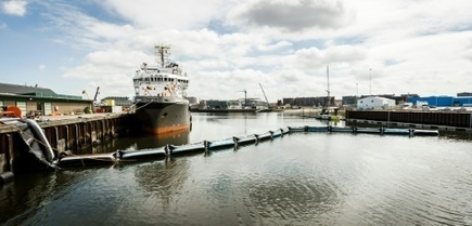 Dutch inventor harnessing waves to clean up the seas (Update) | Sustain Our Earth | Scoop.it