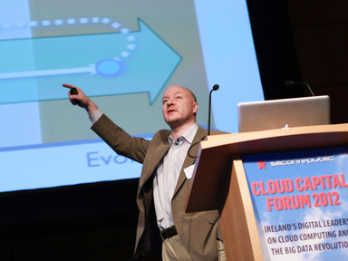 #CloudCapital – Cloud is in the war stage of evolution, Simon Wardley says (videos) | Cloud Central | Scoop.it