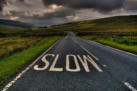 Leaders Need to Slow Down to Speed Up | HR Learning & Development Toolkit. | Scoop.it