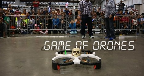 This drone combat champion is still in high school #droneday | Heron | Scoop.it
