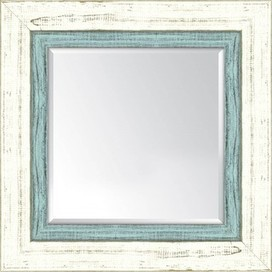 French White and Blue - Reseller Mirrors Wall Décor Frames by Iconic Pineapple | Iconic Pineapple - Reseller of Mirrors, Traditional Prints, Giclee Art Prints, Big Fish, New Century Picture, Picture It | Scoop.it