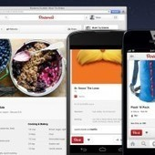 Pinterest launches 'more useful' pins, big-name businesses sign up | Harris Social Media | Scoop.it