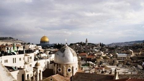 Descubren una antigua tablilla de maldición en Jerusalén   Investigación Misterio   Scoop.it
