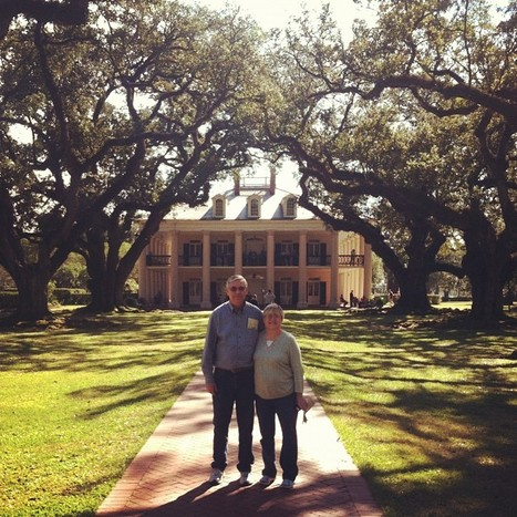 Day off with the 'rents! | Oak Alley Plantation: Things to see! | Scoop.it