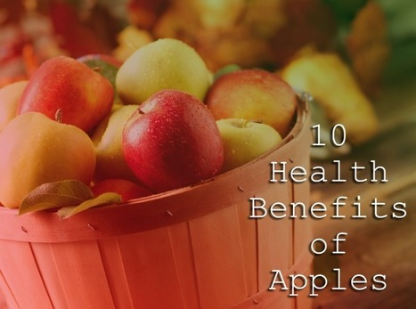 Amazing Health Benefits of Apples - Epyk Living - Health, Weight Loss, Nutrition & Exercise | Weight Loss | Scoop.it