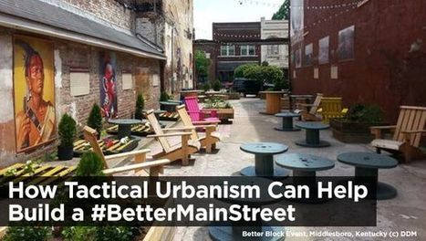 Enable Community Action NOW From the People Who Will be Most Affected by Future Placemaking Change | Placemaking: Destination Branding | Marketing | Revitalization | Scoop.it