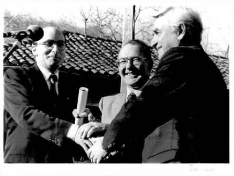 Navarra volverá a la eurorregión de la que fue fundadora en 1992   Ordenación del Territorio   Scoop.it
