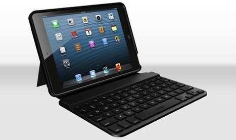 Zagg offers 50% off keyboard cases for iPad and iPad mini | Go Go Learning | Scoop.it