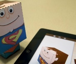 Foldify glues together Papercraft, the iPad and AirPrint to create a rare and delightful experience   Kinderen en interactieve media   Scoop.it