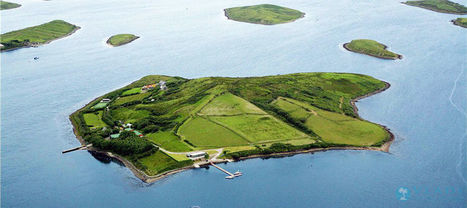 Private Island for rent - Inish Turk Beg, Ireland, Europe | Private Islands for sale and for rent | Scoop.it