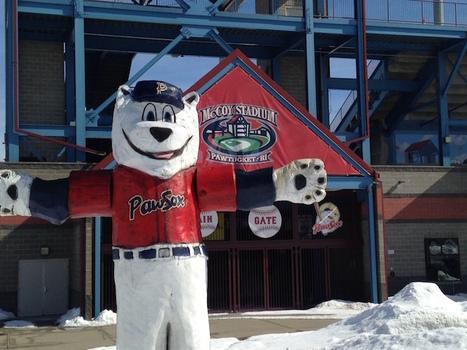 Through Years of Change, Pawtucket, R.I., Always Had McCoy Stadium | Rhode Island Geography Education Alliance | Scoop.it