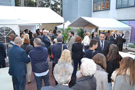 L'ESSCA inaugure son nouveau bâtiment sur le campus de Boulogne. - ESSCA | Actualités ESSCA | Scoop.it