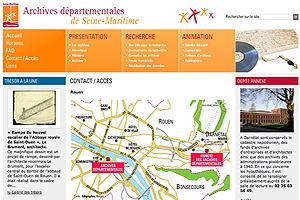 GénéInfos: Etat civil de Seine-Maritime : pas avant janvier, au mieux... | GenealoNet | Scoop.it
