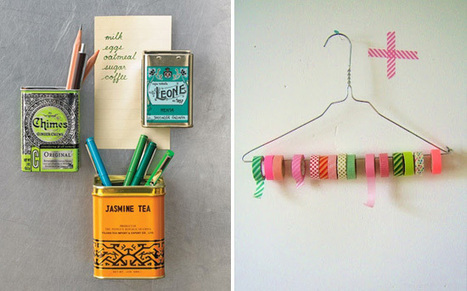 Easy DIYs Are The Best | At Home In Love | DIY crafts and more | Scoop.it